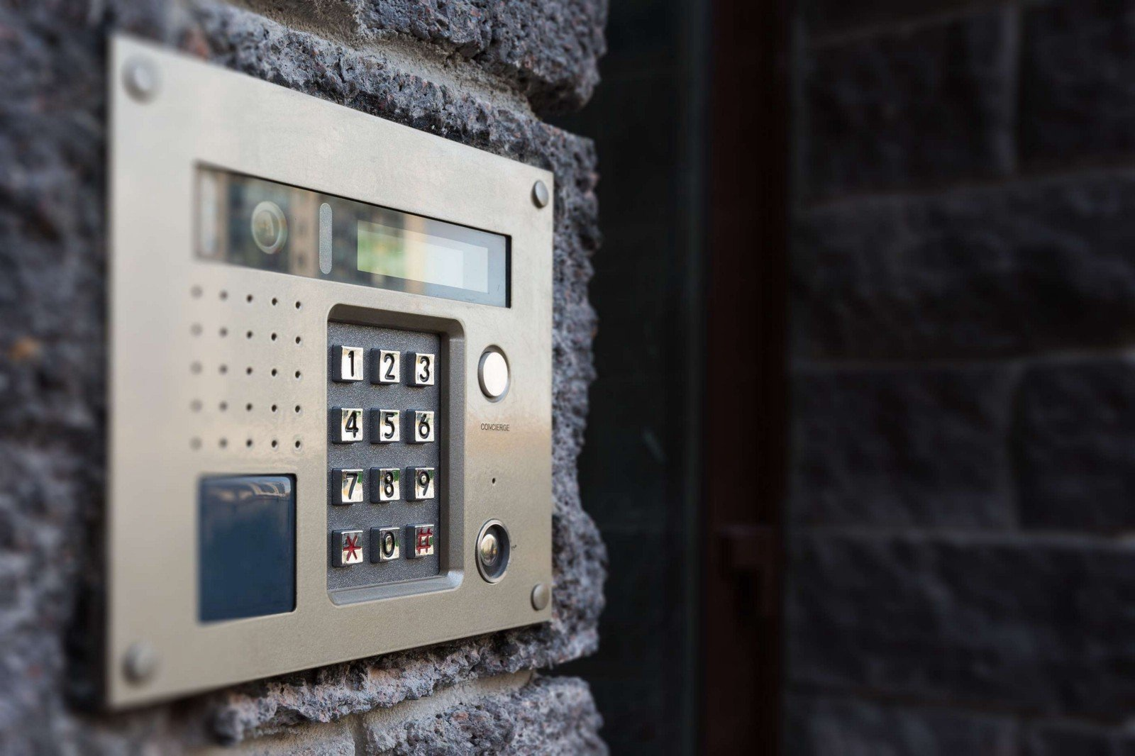 Security & Intercom Systems