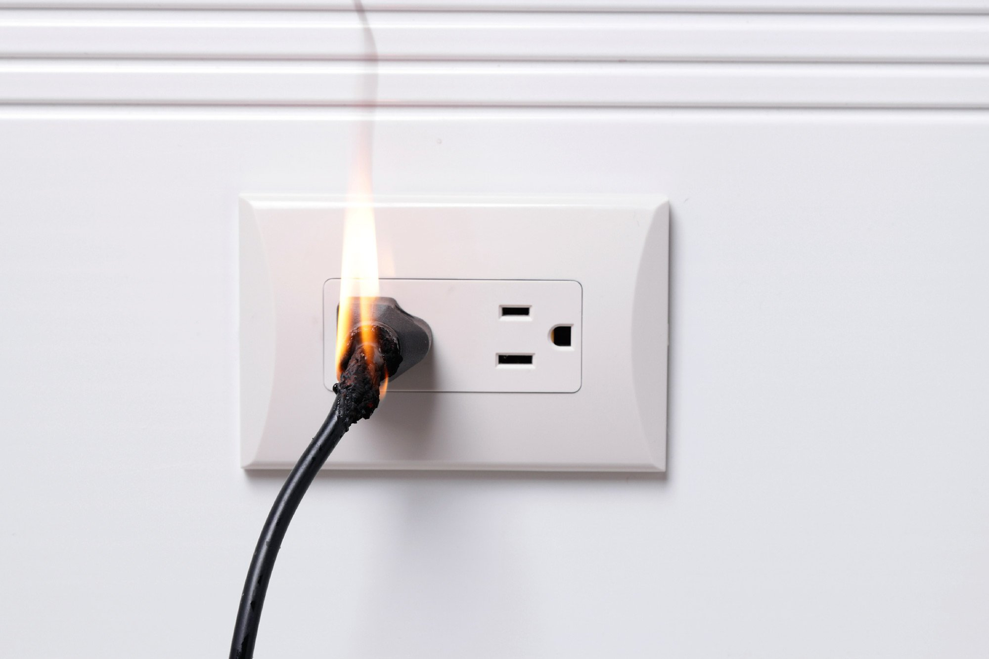 Common Causes of Home Electrical Fires