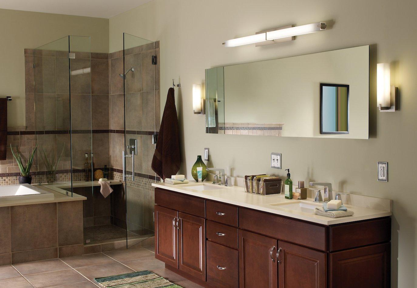 Bathroom Renovation: Vanity Lightings