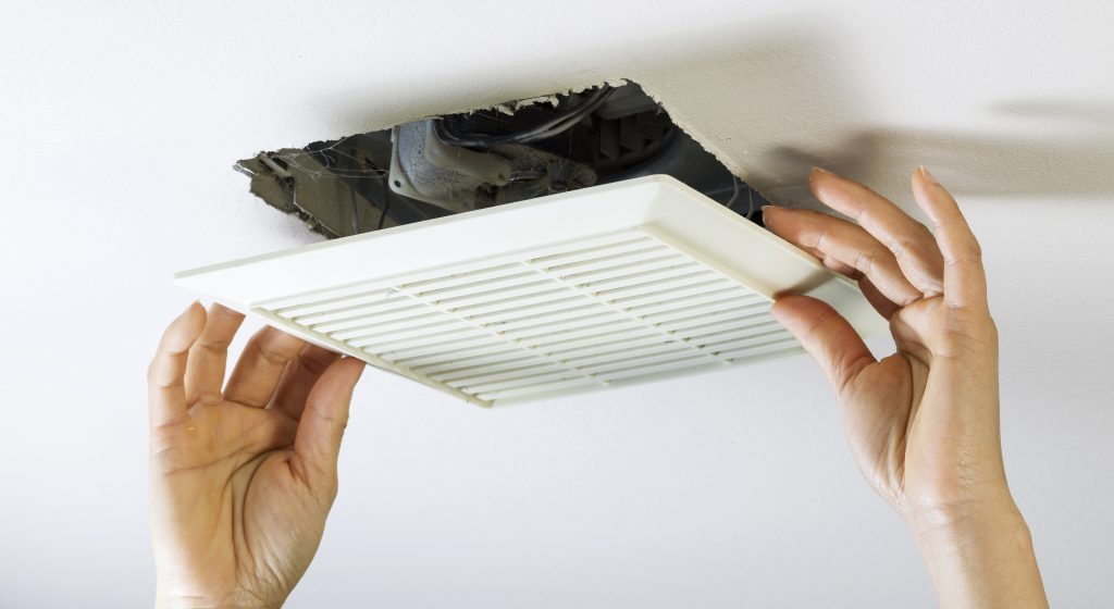 bathroom fan replacement vancouver