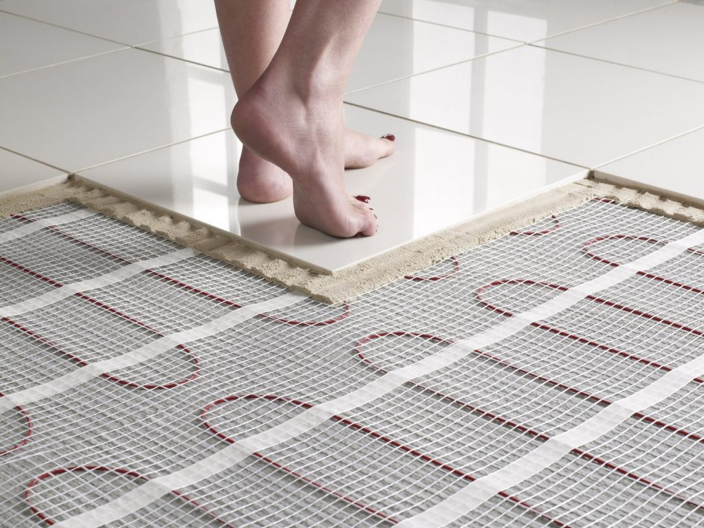 Underfloor-heating-electrical -Installation
