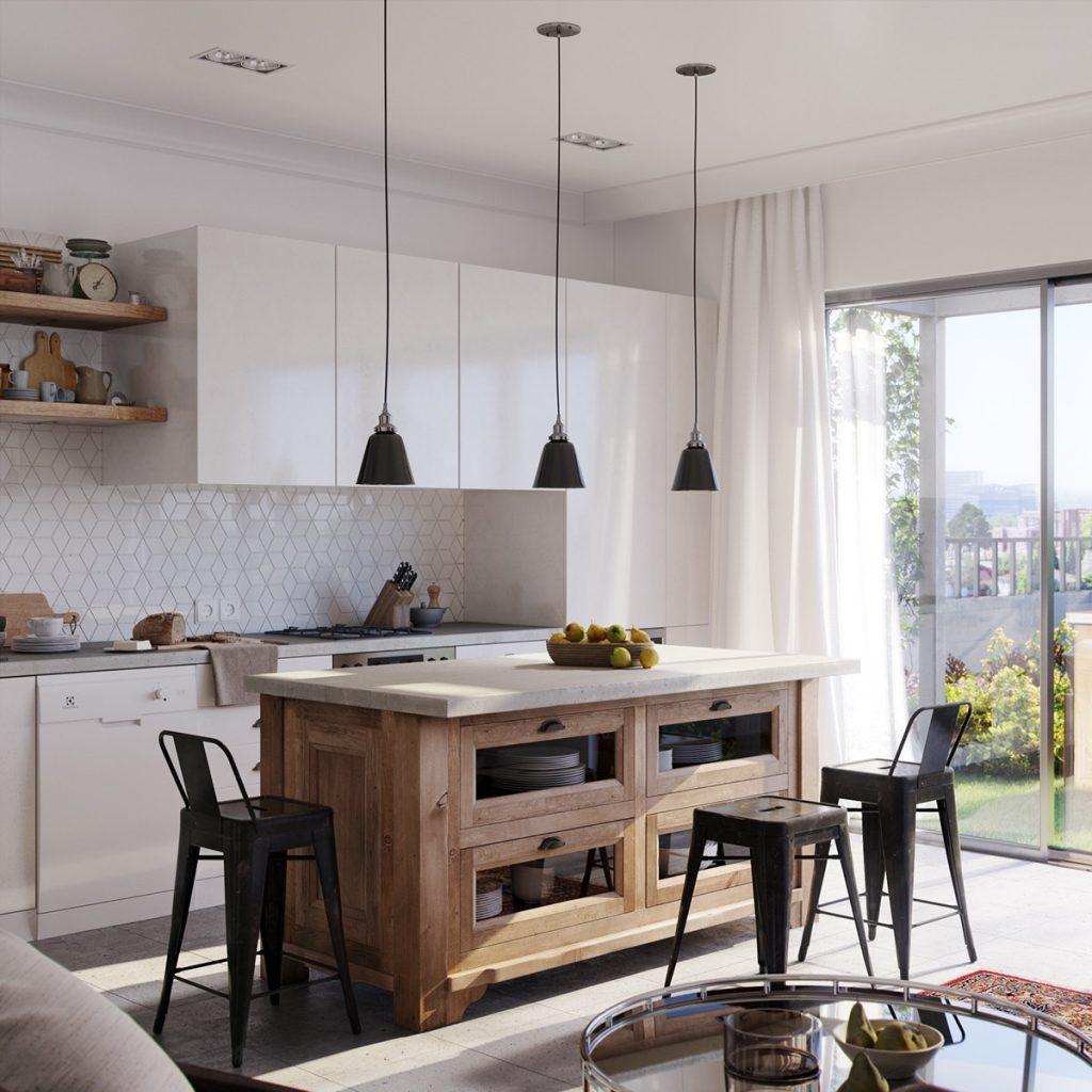 5 Ways to Achieve a Scandinavian-Style Kitchen