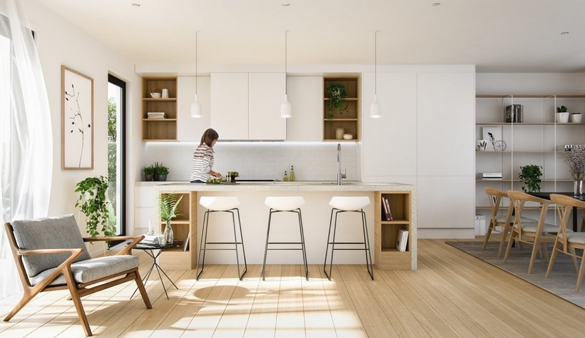 5 Ways to Achieve a Scandinavian-Style Kitchen